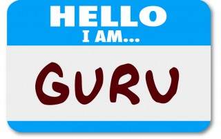 Business or management consulting guru factor