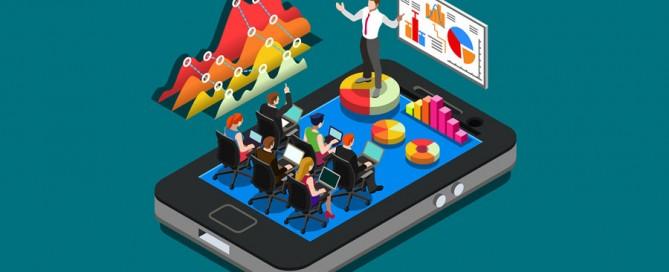 Communicate to our target market via Video Teleseminars and Webinars